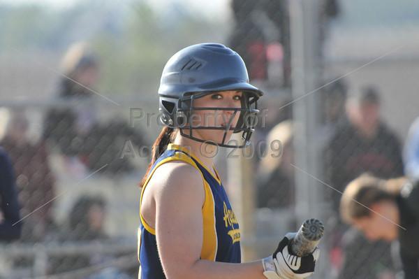 softball at pearl city  3.29.12