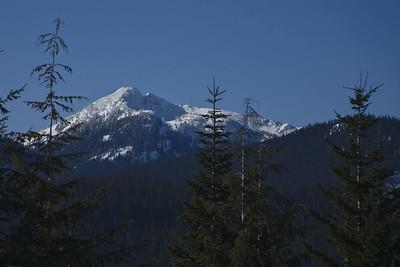 Snowshoe trip, 20100221