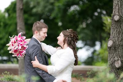 andrea + tim wedding