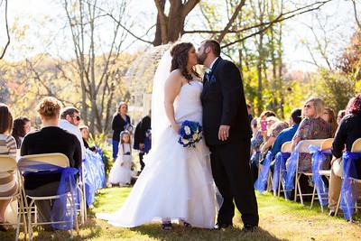 Gallant-Evans Wedding