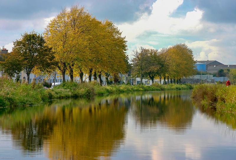Autumn Canal