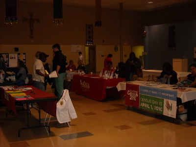 Health Fair Sponsored by Congressman Cao