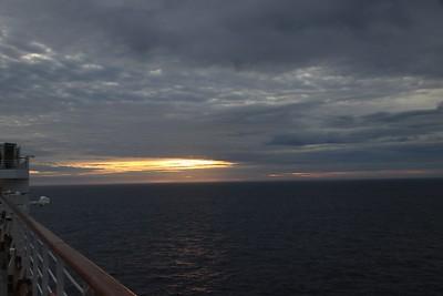 Day at Sea Mar 7