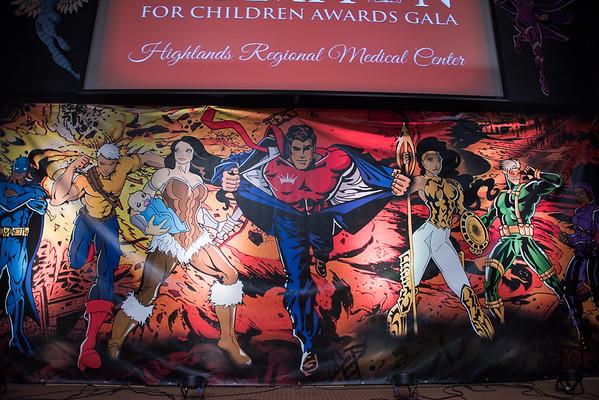 2018-09-27 Champion for Children Awards Gala