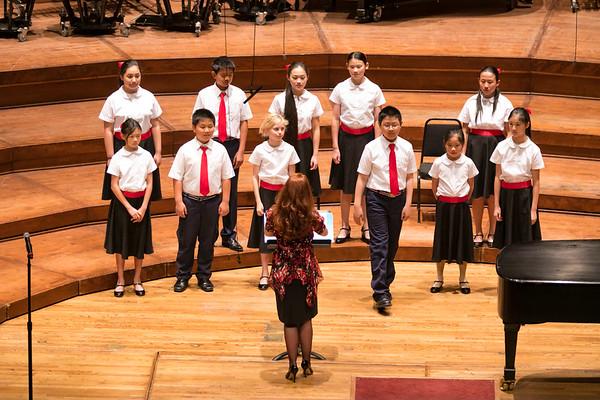2. Colorful Universe Children's Singing Troupe