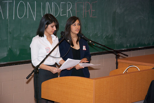 03-30-12 Education Under Fire - Carleton U.