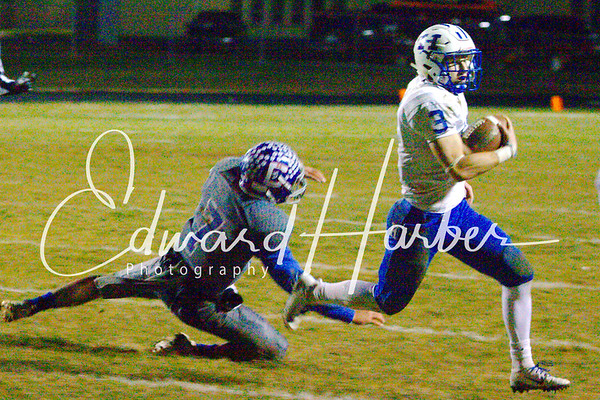HHS @ Conner (Playoffs)
