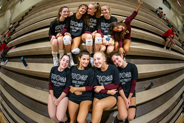 Conestoga Girls VOLLEYBALL vs Haverford 09/25/2019