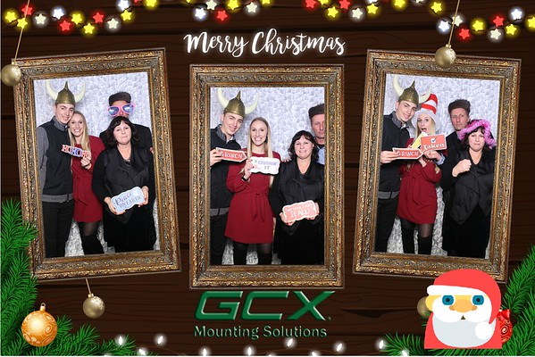 GCX Holiday Party 2018