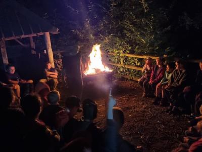 2021-09-18 Group Camp at Kibblestone