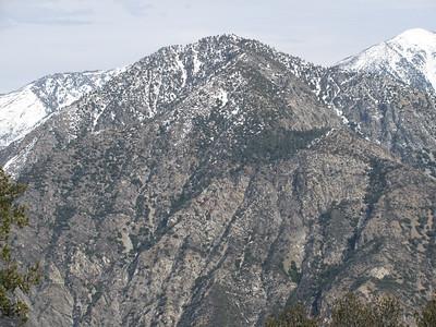 Rattlesnake Peak, 02/28/2009