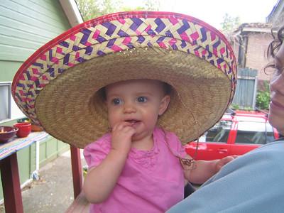 Amelias First Birthday