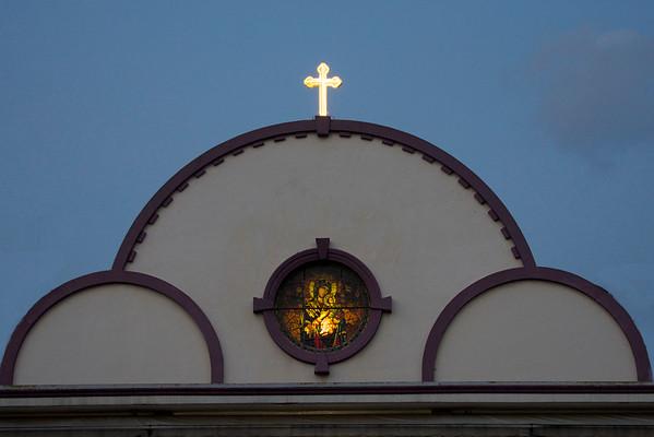 The Novena Church