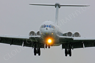British RAF  BAC VC10 Military Airplane Pictures