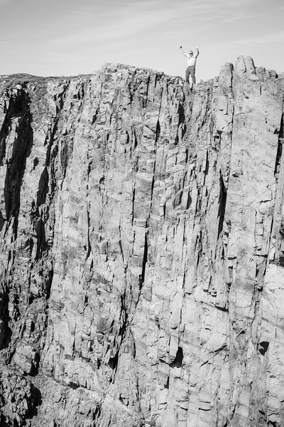 cliffs of Cape Bonavista