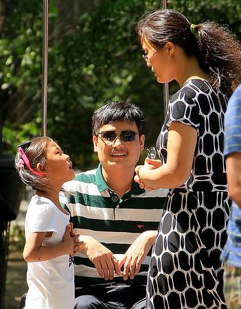 2012-05-20 - 陳光誠 Chen Guang Cheng first day of freedom