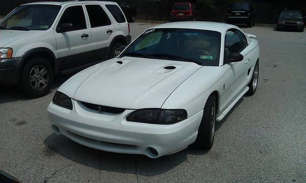 1998 Pontiac Firebird Trans Am For Sale