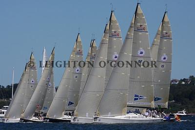 New York Yacht Club Invitational Cup ~ Day 4