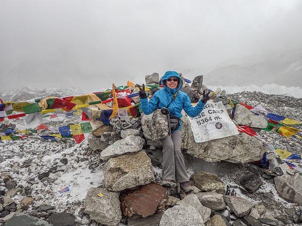 Everest Basecamp Trekking,Oct 2-15,2015