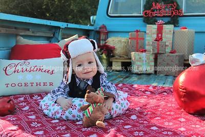 Timothy - Christmas Portraits