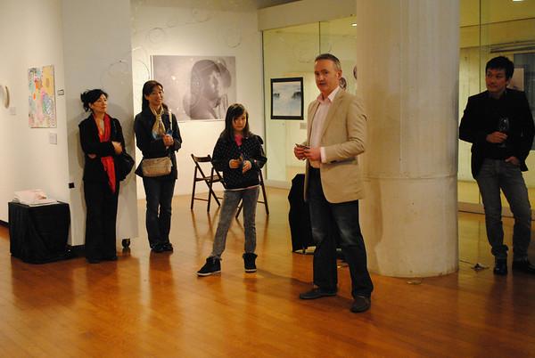 2012 IB Art Show @ Bank Art NYK