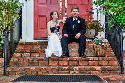 Ian's Prom 2014