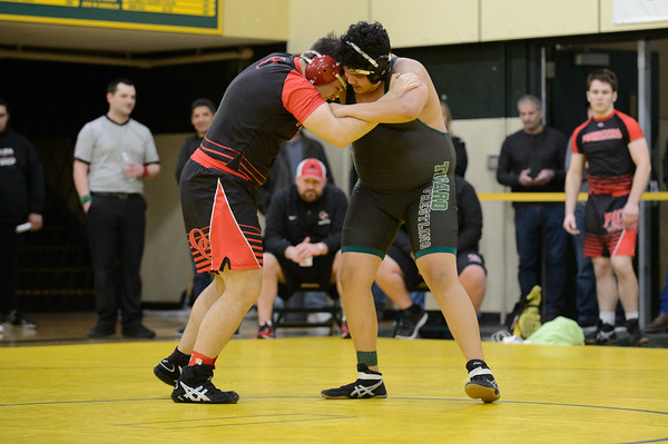 220 Oregon City vs Tigard Bout 179 Boyd v Vasquez
