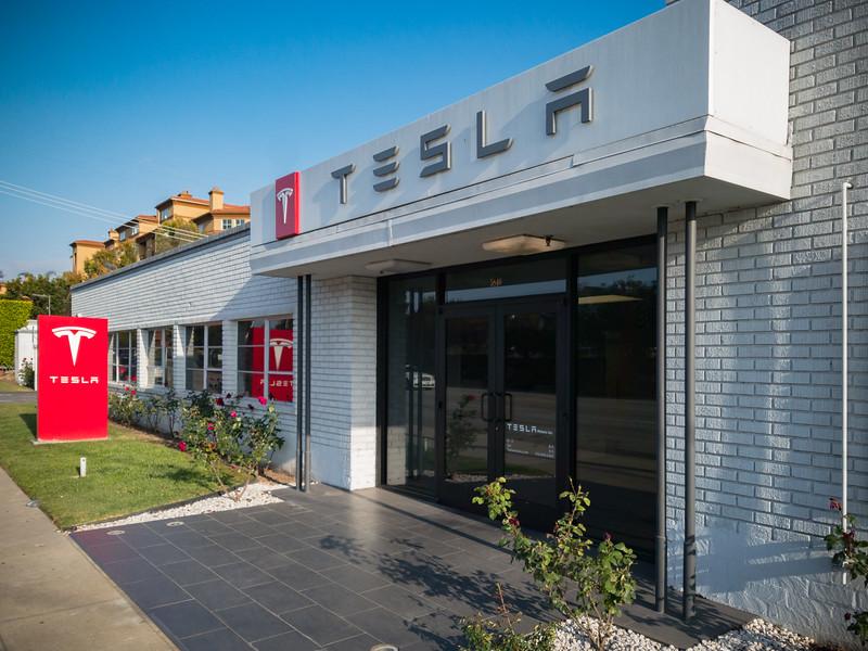 2017 05/09: Tesla Club LA Meet Up (Mobile)