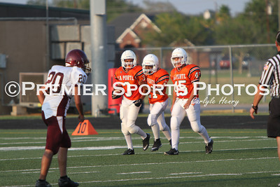 La Porte Freshman A vs Baytown Lee 9/1/2011