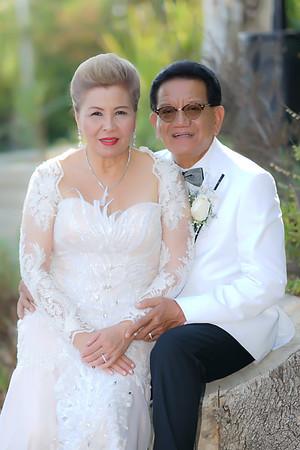 ED & EMMAS 50TH WEDDING