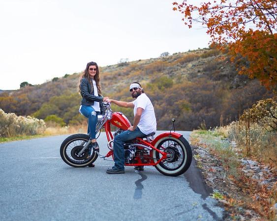 Jeremy & Daniela - Engagements