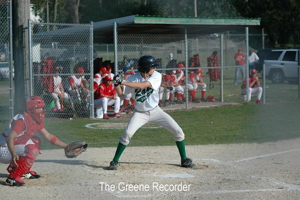 Baseball vs St Ansgar
