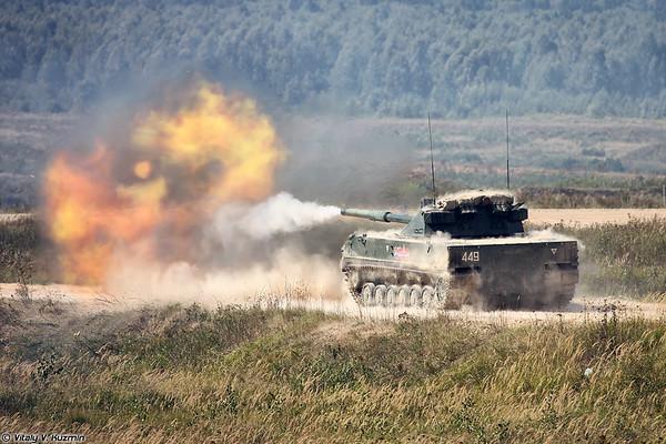 Military-technical forum ARMY-2018 - All photos
