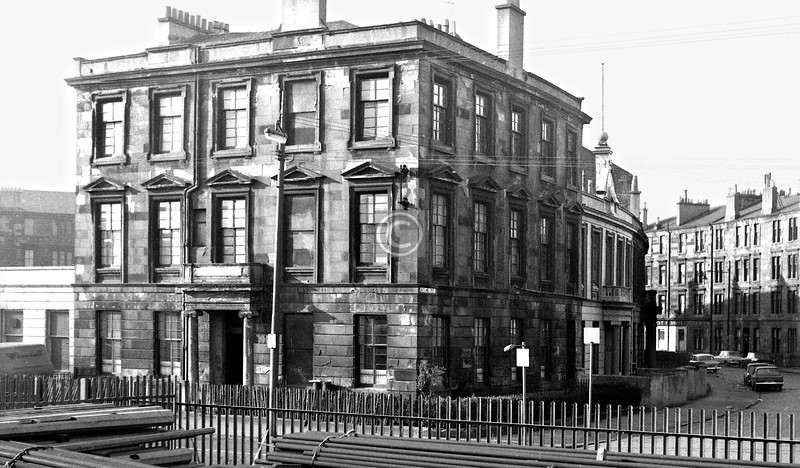 Govan Rd and Rutland Crescent.  