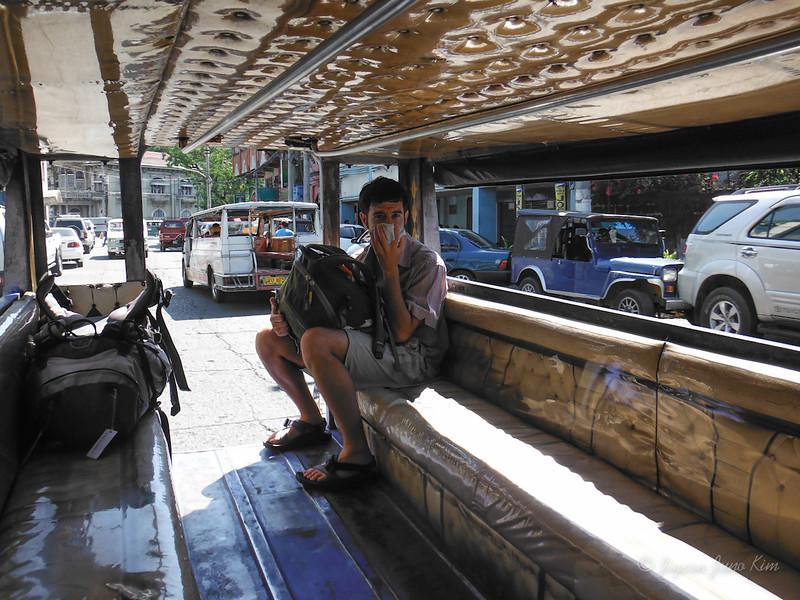 Jeepney ride