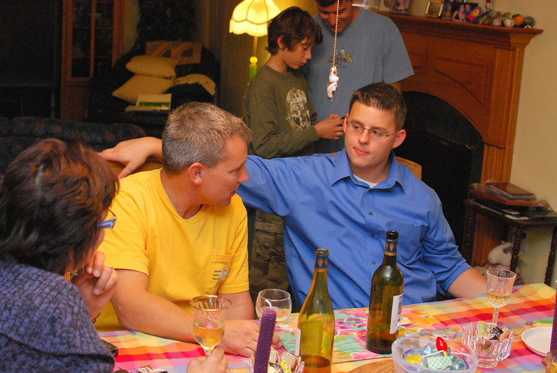 Serious look there Andy.