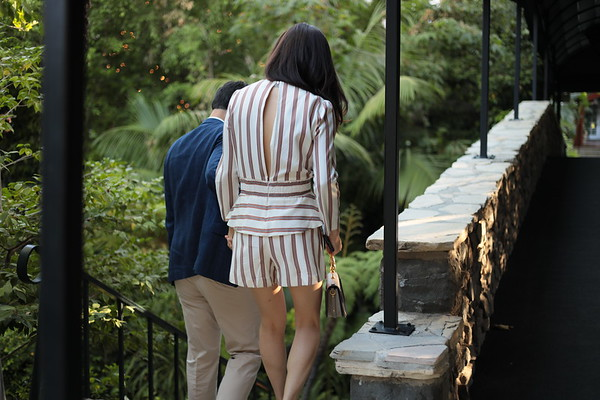 Bob and Michelle Engagement