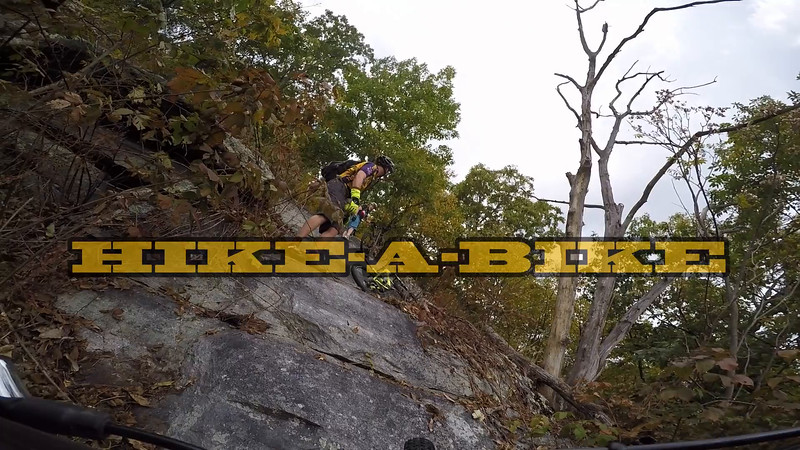 Hike A Bike On The ROcks.mp4