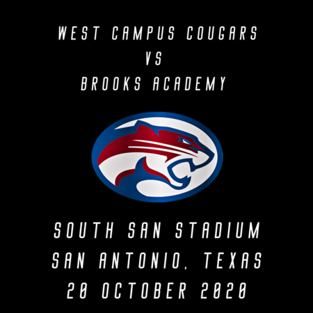 West Campus vs Brooks Academy