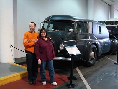 Petersen Automotive Museum 2008