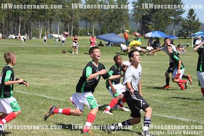 Northwest Cup 2012 Boys - Day 1