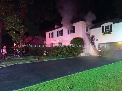 September 8, 2019 - 36 Meadow Woods Road, Lake Success [House Fire]
