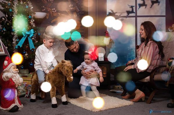 Cosmin, Raluca & kids