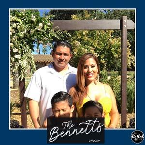 07.21.19 Bennett Wedding