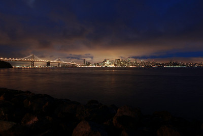 2009 March 17 - SF from Treasure Island