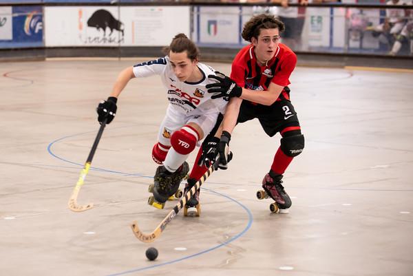 Amatori Wasken Lodi vs Hockey Breganze