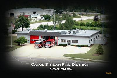 C.S.F.D. Firehouses