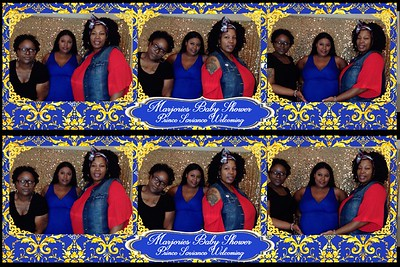 Marjorie' Baby Shower