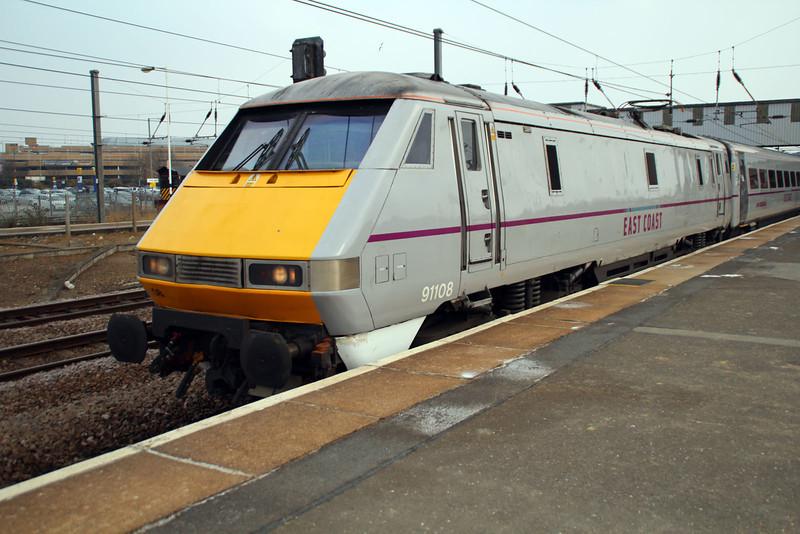 91108_82201 1618 Kings Cross-Glasgow East Coast Service.