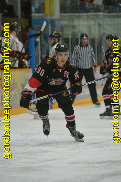 Victoria vs Campbell River April 8